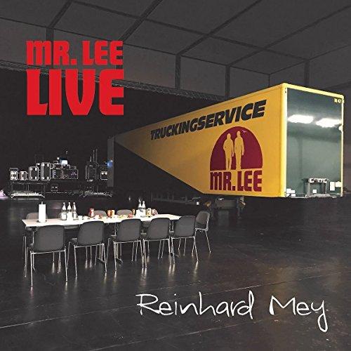 Glas-audio-stand (Mr. Lee - Live)