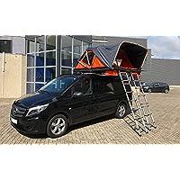 Fjordsen Dachzelt, Auto Zelt, Autodachzelt | 180×210 cm | DREI Personen
