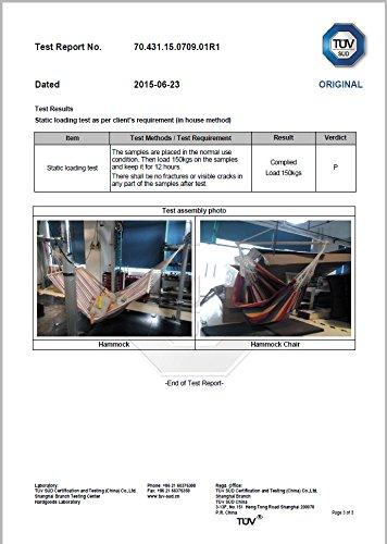 Kronenburg-Hngesessel-Hngestuhl-XL-mit-Querholz-Belastbarkeit-bis-150-kg-Bunt