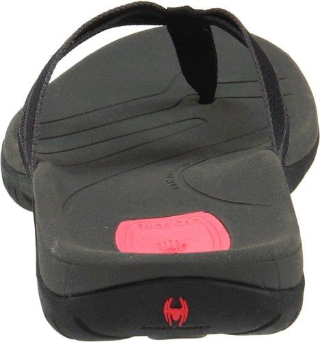 Teva Tirra Thong outdoor sport sandals black schwarz