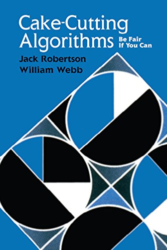 Cake-Cutting Algorithms: Be Fair if You Can (English Edition)
