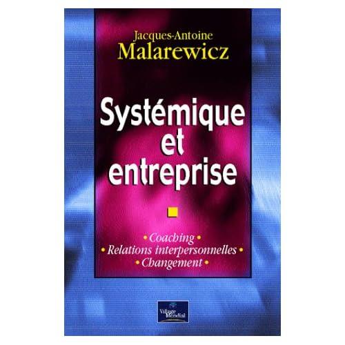 Systémique et Entreprise : Coaching - Relations interpersonnelles - Changement