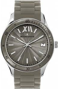 Jacques Lemans Sports Unisex-Armbanduhr Rome Sports Analog Silikon 1-1622V