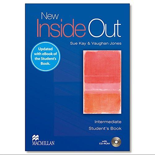 NEW INSIDE OUT Int Sb (eBook) Pk por S. Kay