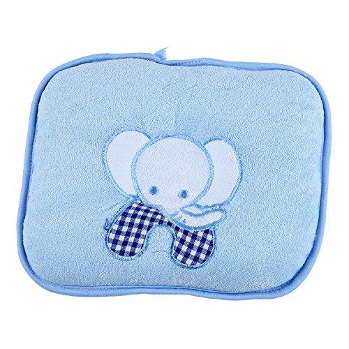 WOVELOT Elephant oreiller infantile mignon prevenir tete plate couleur aleatoire