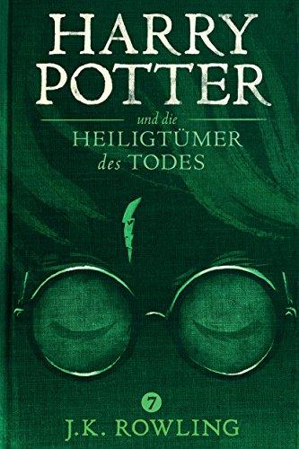 Harry Potter und die Heiligtümer des Todes (Die Harry-Potter-Buchreihe 7) -