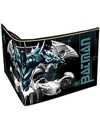Batman Geldbeutel Arkham Knight Geldbörse Portemonnaie Brieftasche bi-fold wallet
