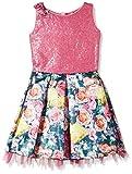 Barbie Girls' Dress (DRAFY161609007_Pink...