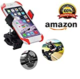 Mobias Retails BOKA Bike Mount and Motorcycle Cell Phone Holder Bracket with Firm