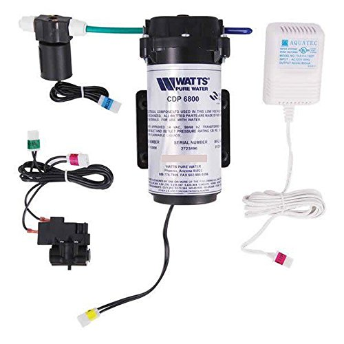 Watts Premier Umkehrosmose (WATT PREMIER 501026zerowaste® Umkehrosmose Nachrüstsatz)