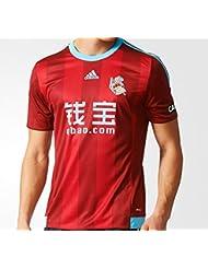 2ª Equipación Real Sociedad 2015/2016 - Camiseta oficial adidas