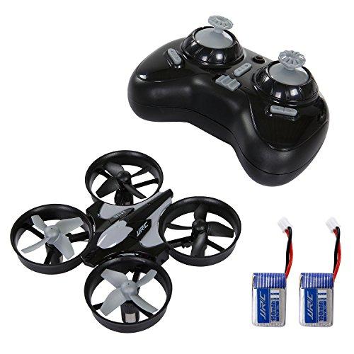 SGILE MINI UFO QUADCOPTER DRONE CONTROL REMOTO 2 4G 4 CANALES DE 6 EJES SIN CABEZA MODO CON 2 BATERIAS