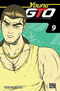 Young GTO Edition double Tome 9