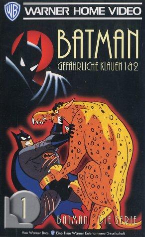 Preisvergleich Produktbild Batman 1 - Die Serie [VHS]