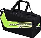 RDX Gym Sporttasche Tasche Sport Schultertaschen Rucksack Fitnesstasche Backpack Duffle bag Reisetasche Fußballtasche
