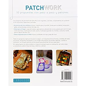 Patchwork: 30 respuestas con paso a paso y patrones / 30 Responses Step to Step and Patterns