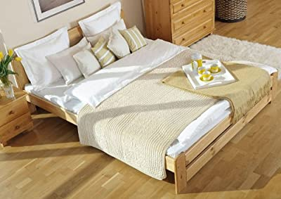 The ONE bed frame , various colors : oak , walnut , alder , pine , sizes : single 3ft , small double 4ft , double 4ft 6in , King size 5ft