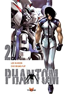 Phantom Edition simple Tome 2