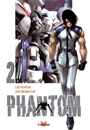 Phantom Edition simple Tome 2