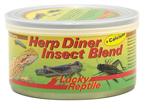 Lucky Reptile Herp Diner Insect Blend 35 g, 1er Pack (1 x 35 g)