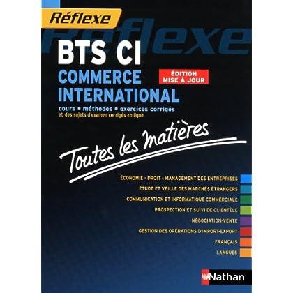 BTS Commerce International - Toutes les matières - n°11