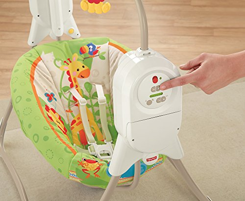 Fisher Price BFH05 hamaca para bebés electrica - 9