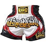 TOP KING Muay Thai Shorts, TKTBS-065, Thaibox Short, Hosen, Kickboxen, MMA Größe M