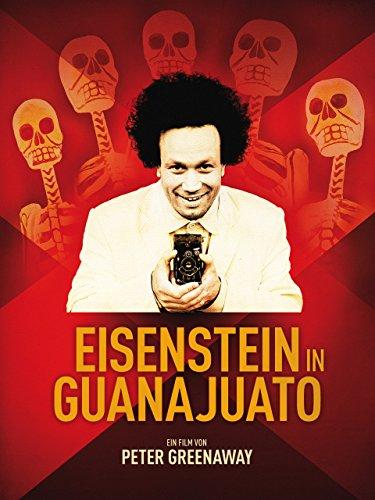 Eisenstein in Guanajuato cover