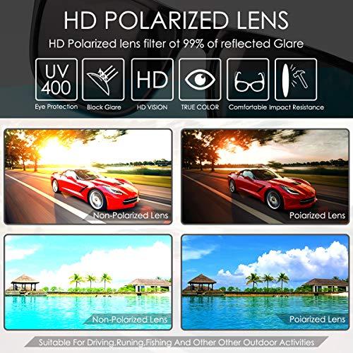 Zoom IMG-3 chereeki polarizzate occhiali da sole