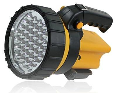 [lux.pro] LED AKKU HANDLAMPE HANDSCHEINWERFER TASCHENLAMPE SUCHSCHEINWERFER ARBEITSLEUCHTE von Luxpro auf Lampenhans.de