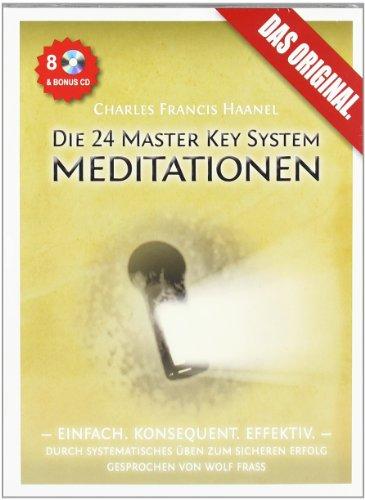 Die 24 Master Key System Meditationen: Deutsche Erstaufnahme 24 Co-key -