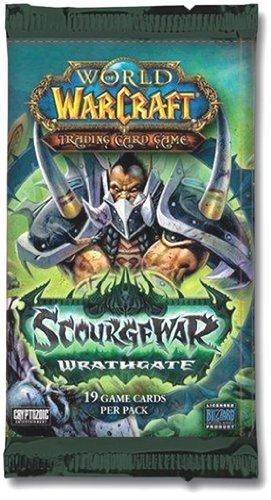 Upper Deck World of Warcraft - Wrath Gate Booster (Warcraft-kartenspiel)