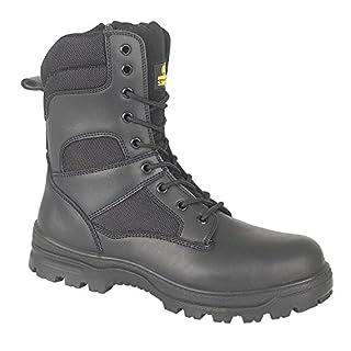 Amblers Steel FS008 Mens Boot / Mens Boots (10 UK) (Black)