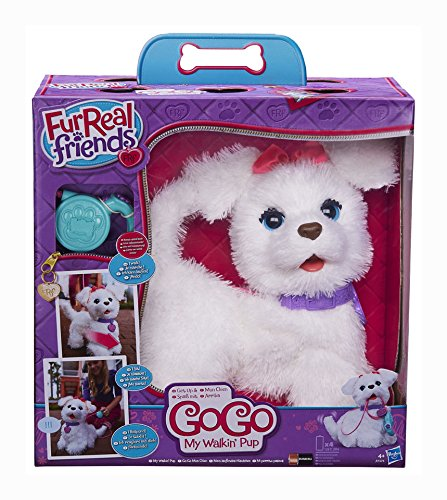 FRR Gogo Mein Hund zum Spazierengehen (Gogo Hund Spielzeug)