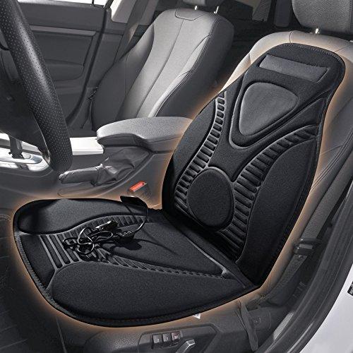 Cars-Design Riga Heizbare Sitzauflage Beheizbare Sitzauflage Sitzheizung
