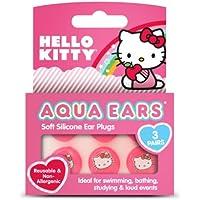 Hello Kitty Aqua Ohren Schwimm-en Ohrstöpsel, –3Paar 3 preisvergleich bei billige-tabletten.eu