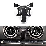 SMARTNAVI KFZ-Handyhalterung, Auto Lock Auto Handyhalterung für Audi A3 S3 2014-2018