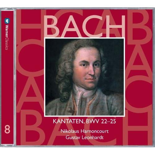 """Cantata No.24 Ein ungefärbt Gemüte BWV24 : VI Chorale - """"O Gott, du frommer Gott"""" [Choir]"""