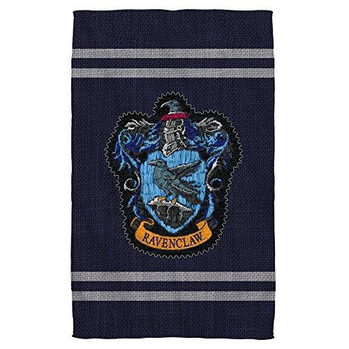 Dongxu Ravenclaw Stitch Crest - Harry Potter - Beach Towel (31