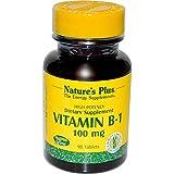 Vitamin B-1 (Thiamin) 300 mg 90 Tabletten S/R NP: Amazon