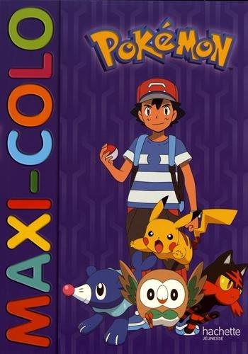 Maxi-colo Pokémon