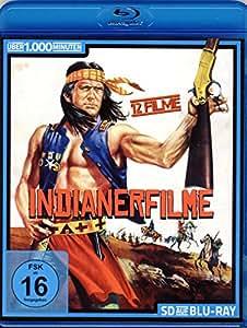 Indianerfilme (12 Filme auf Blu-ray in SD Qualität)