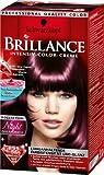 Schwarzkopf Brillance Intensiv-Color-Creme Stufe 3, 899 Saphir Dunkelviolett