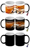 Zauber Magic Tasse Arbeitszimmer Marketing Titel