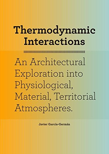 Thermodynamic Interactions (ACTAR) por Javier Garcia-Germán