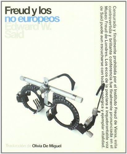 Freud y los no europeos (PoliRitmos)