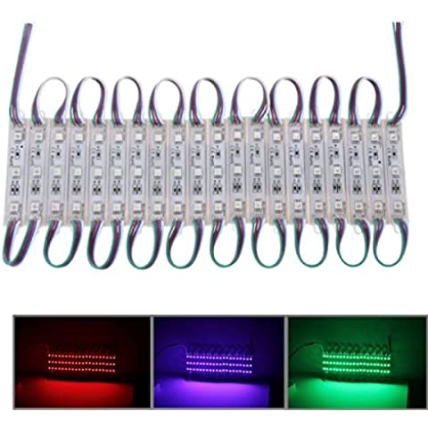 14.4W 20 x 3-LED RGB Light LED SMD 5050 Module