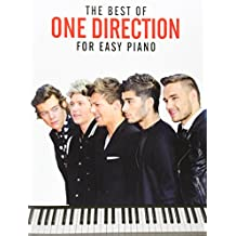 One Direction the Best of One Direction Easy Piano Book