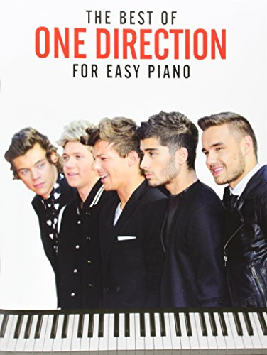 The Best of One Direction: Easy Piano