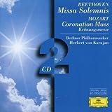 Beethoven : Missa Solemnis / Mozart : Krönungmesse